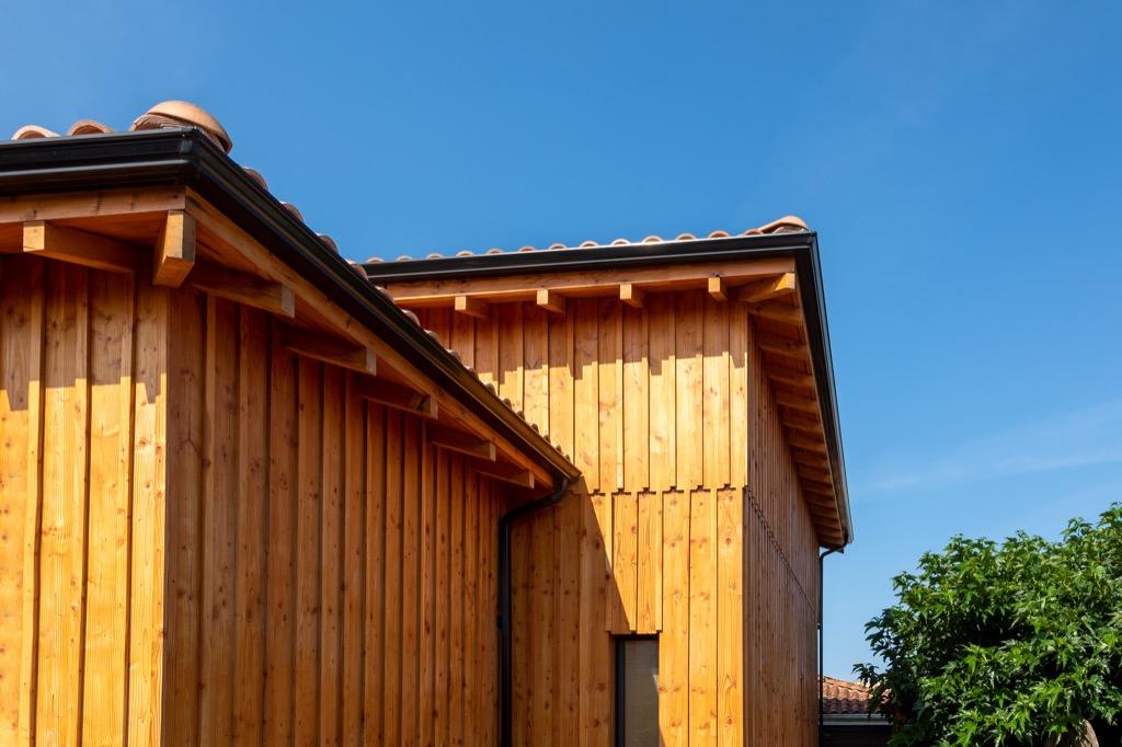 Construction maison à ossature bois à Carcans en Gironde 33